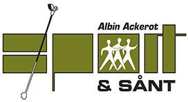 Albin Ackerot - Sport & sånt